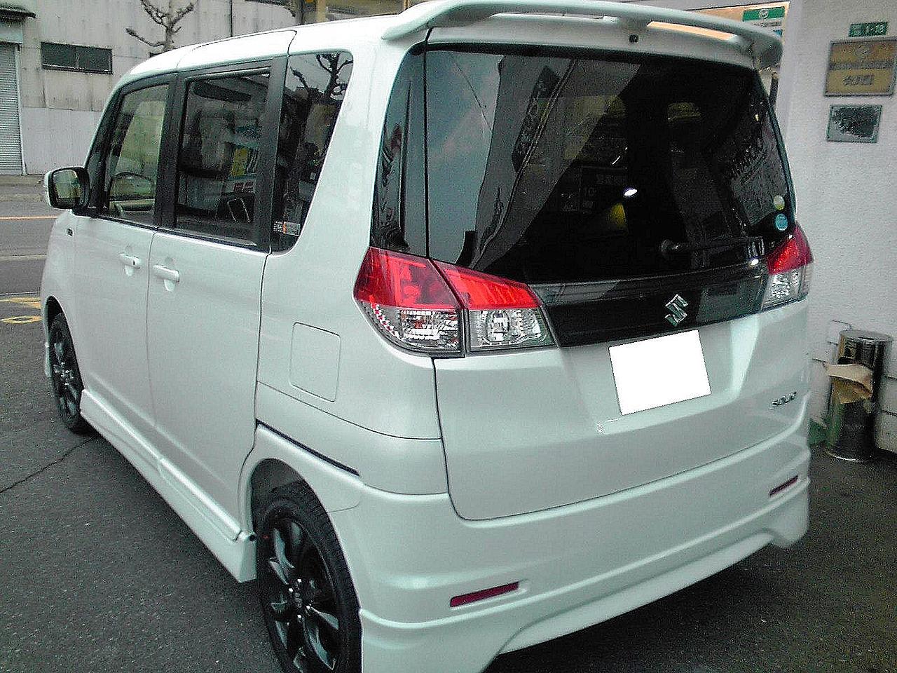 Mobil Ini Mudah Untuk Dibuat Ganteng Seperti Suzuki Solio Versi Modifikasi Dari Gambar Dibawah Ini Hanya Bermodalkan Velg Custom Dan Bermain Di Sektor