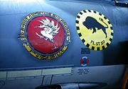 Swiss Air Force Squadron 2 and 20 Emblem