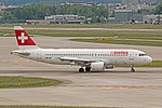 Swiss International Airlines A320 HB-IJP at LSZH (17755217129).jpg