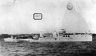 USS <i>Impetuous</i> United States Navy patrol boat