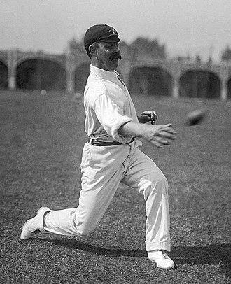 Syd Gregory - Image: Syd Gregory c 1905