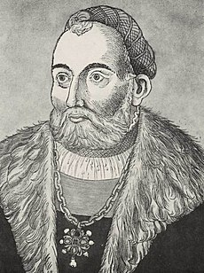 A király hiteles portréja, Erhard Schön fametszete