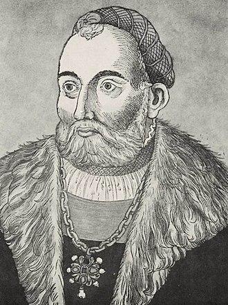 Isabella Jagiellon - Portrait of John Zápolya