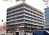 Exterior de uno de los edificios de Televisa Chapultepec.