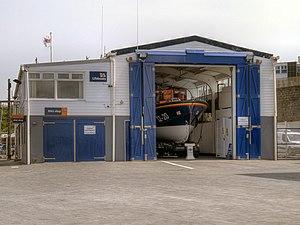 Margate Lifeboat Station - Margate Lifeboat Station.