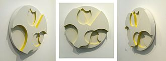 Sophie Taeuber-Arp - Relief at three levels, 1937 or 1938