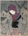 TakehisaYumeji-1926-FujinGraph A Legend at Night in Snow.png