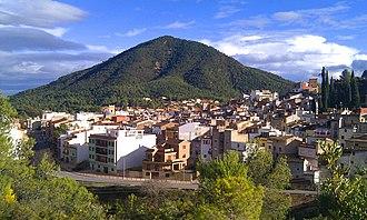 Tales, Castellón - Image: Tales des de Bancalons