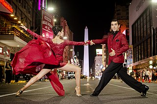 Argentine tango Musical genre and accompanying social dance