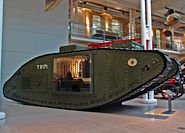 Tank primeaguerra