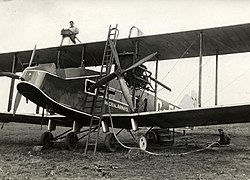 W.8 der Imperial Airways
