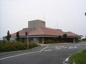 Tarama, Okinawa - Tarama Airport
