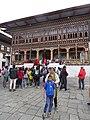 Tashichho Dzong Fortress in Thimphu during LGFC - Bhutan 2019 (35).jpg