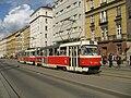 Tatra T3SUCS na Husinecké (4).jpg