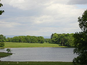 Tatton Park - Tatton Mere