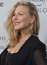 Photo of Tatum O'Neal.