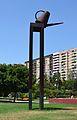 Taula - Te - Tombant, jardí del Túria de València.JPG