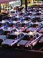 Taxis at Sendai Station 03.JPG