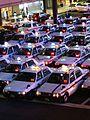 Taxis at Sendai Station 03.JPG