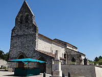 Tayrac - Église Saint-Amans -1.JPG