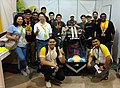 "Team Monash UC with their vehicle ""URSA"", competing in the UrbanConcept category, powered by CNG. -shellecomarathon -makethefuture (33483933565).jpg"