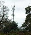 Telecomms Mast, River Hill, Sevenoaks, Kent - geograph.org.uk - 69994.jpg