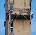 Telekomunikační věž Pardubice, plošina.jpg