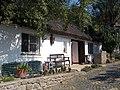 Terézia Winery. From yard. - 48 Csokonai St., Tihany.JPG