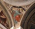 Terni, ex-chiesa del carmine, interno, stucchi e affreschi di andrea polinori e ludovico carosi, 1636, 06.jpg