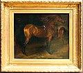 Théodore géricault, cavallo spagnolo in una stalla, 1812-14 ca.jpg
