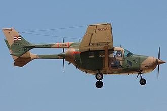 Cessna Skymaster - Thai Navy T337H-SP