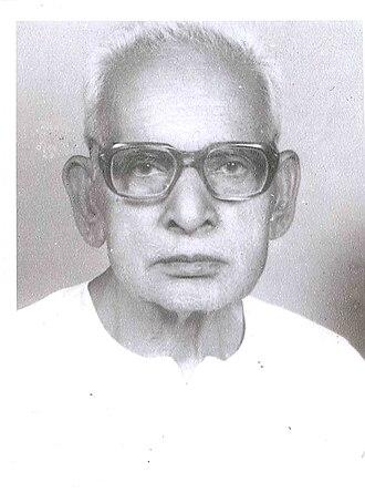 Motihari - Thakur Ramapati Singh