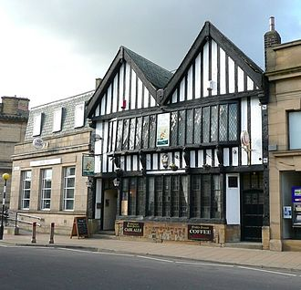 Brighouse - Old Ship public house