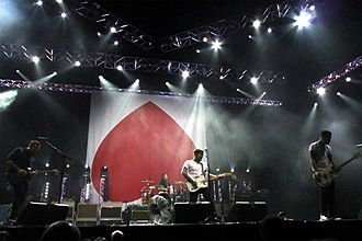 The Gaslight Anthem - The Gaslight Anthem live at Alexandra Palace, London, 2014