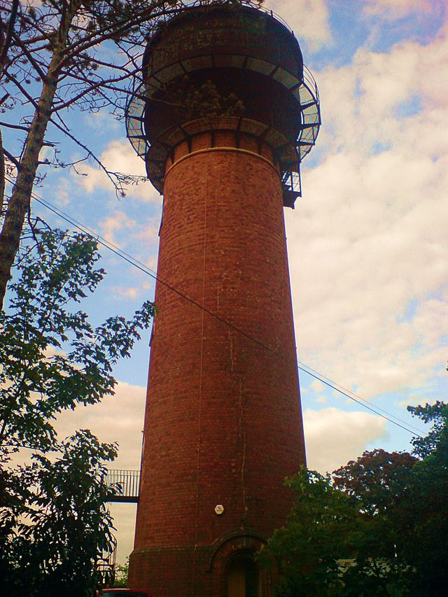 COLESHILL WATER TOWER