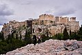 The Acropolis of Athens from the Areopagus on 1-5-2020.jpg
