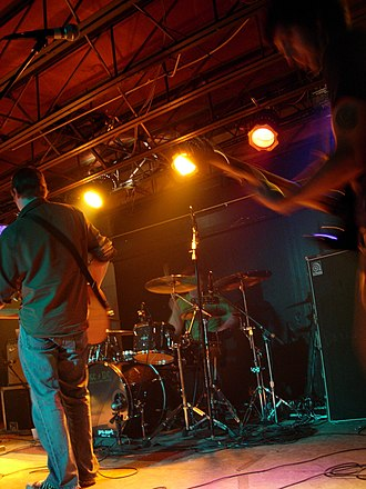 The Appleseed Cast - At Colorado Springs, October 2005
