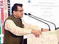 "The CEO, NITI Aayog, Shri Amitabh Kant addressing the inaugural session of the ""International Conference on Sustainable Growth through Material Recycling"", in New Delhi on August 06, 2018.JPG"