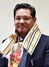 The Chief Minister of Meghalaya, Shri Conrad Sangma.JPG