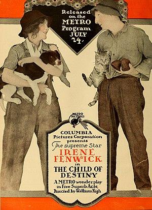 Irene Fenwick - Image: The Child of Destiny