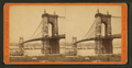 The Cincinnati and Covington suspension bridge (general view, west side), by E. & H.T. Anthony (Firm).png