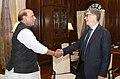 The Co-Chairman of the Bill & Melinda Gates Foundation, Mr. Bill Gates calling on the Union Home Minister, Shri Rajnath Singh, in New Delhi on November 17, 2016.jpg