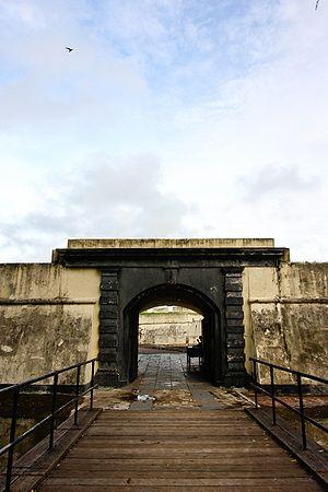 Carter v Boehm - Fort Marlborough, Indonesia