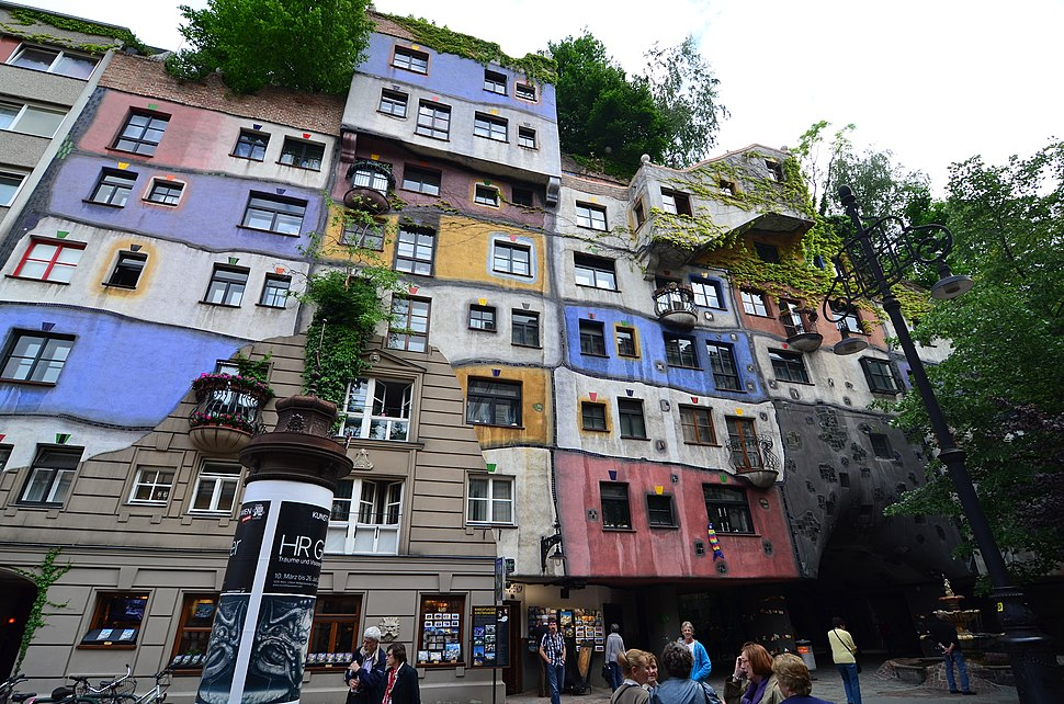 The Hundertwasser House 03