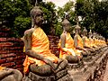 The Hundred Buddha (Ayutthaya, Thailand).jpg