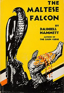 <i>The Maltese Falcon</i> (novel)
