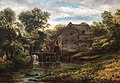 The Mill at Dorking, Henry Hewitt (1869).jpg