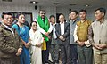 The Minister of State for Tribal Affairs, Shri Jaswantsinh Sumanbhai Bhabhor with the representatives of various Tribal bodies of Sikkim, at Gangtok, in Sikkim on October 25, 2018 (1).JPG