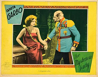 <i>The Mysterious Lady</i> 1928 film