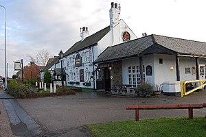 Warton, Fylde - Image: The Pickwick Tavern, Warton geograph.org.uk 92937